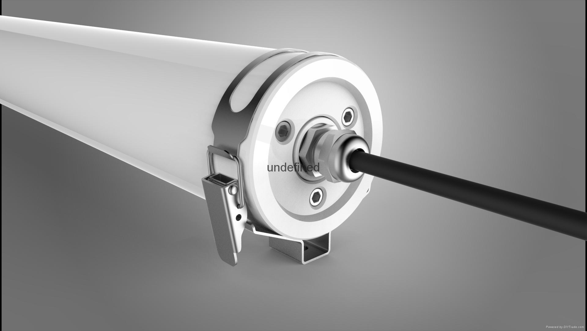 LED batten fitting 1500mm IP69K Waterproof 1
