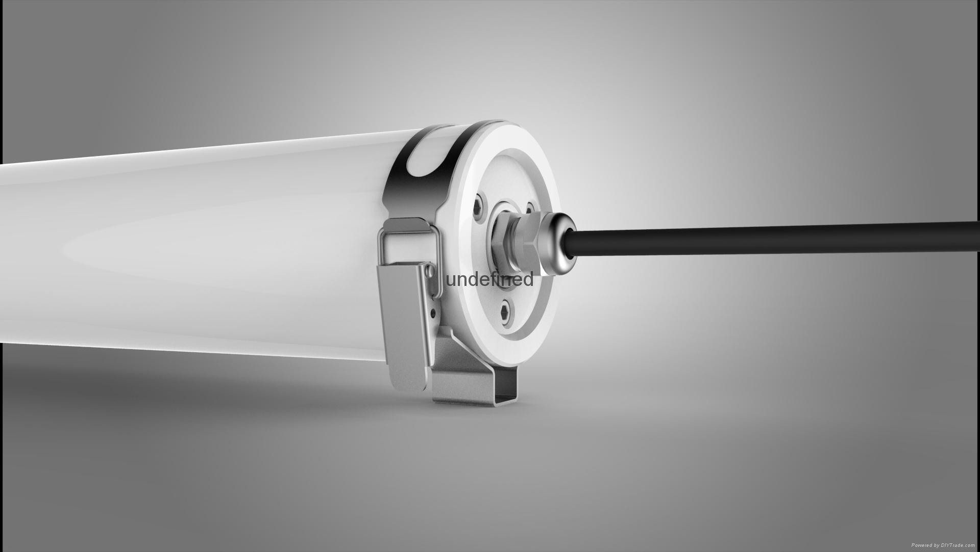 LED batten fitting 1500mm IP69K Waterproof 2