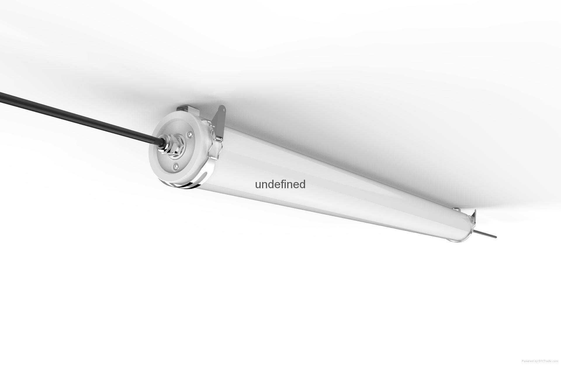 LED batten fitting 1500mm IP69K Waterproof 10