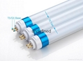 160lm/w replace traditional fixture internal driver t5 tube 28w