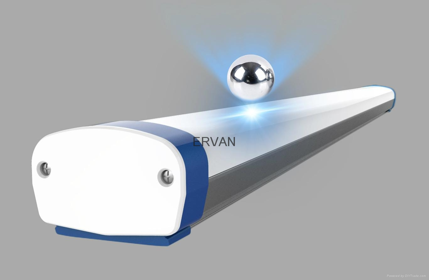 TUV approved ERVAN T07 retrofit LED batten fitting 5