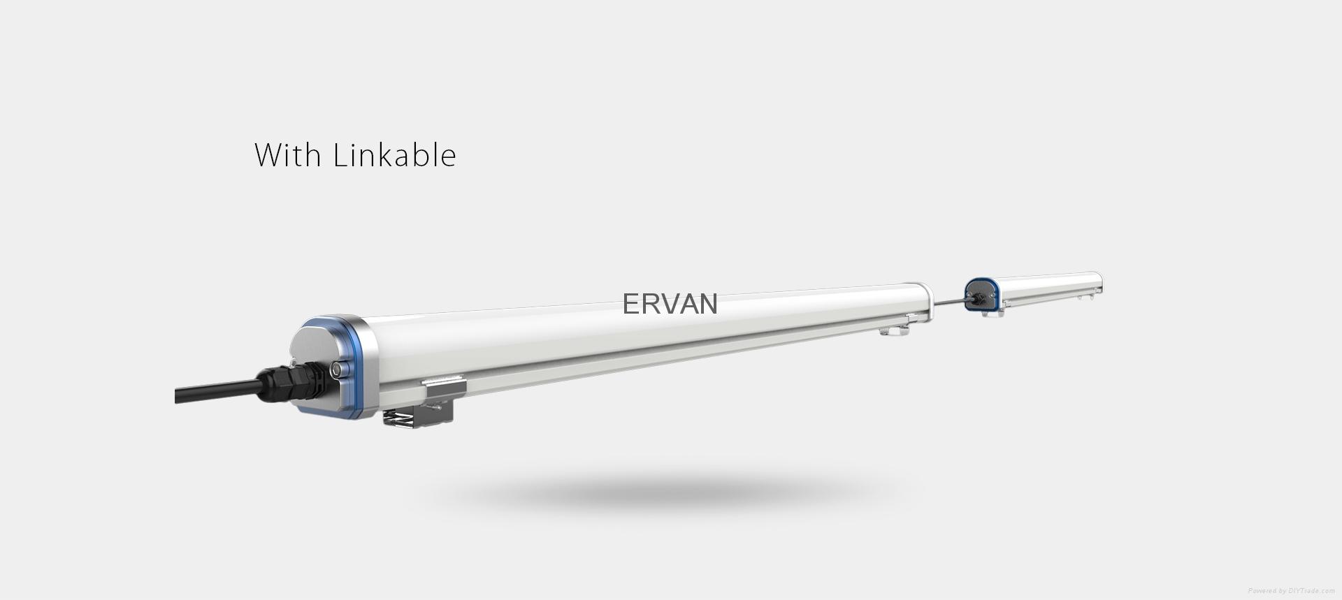 IP65 40W waterproof lighting fixture 4