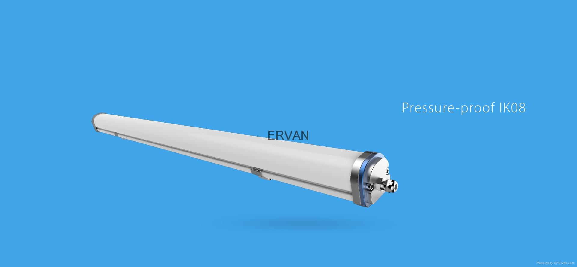 IP65 40W waterproof lighting fixture 5