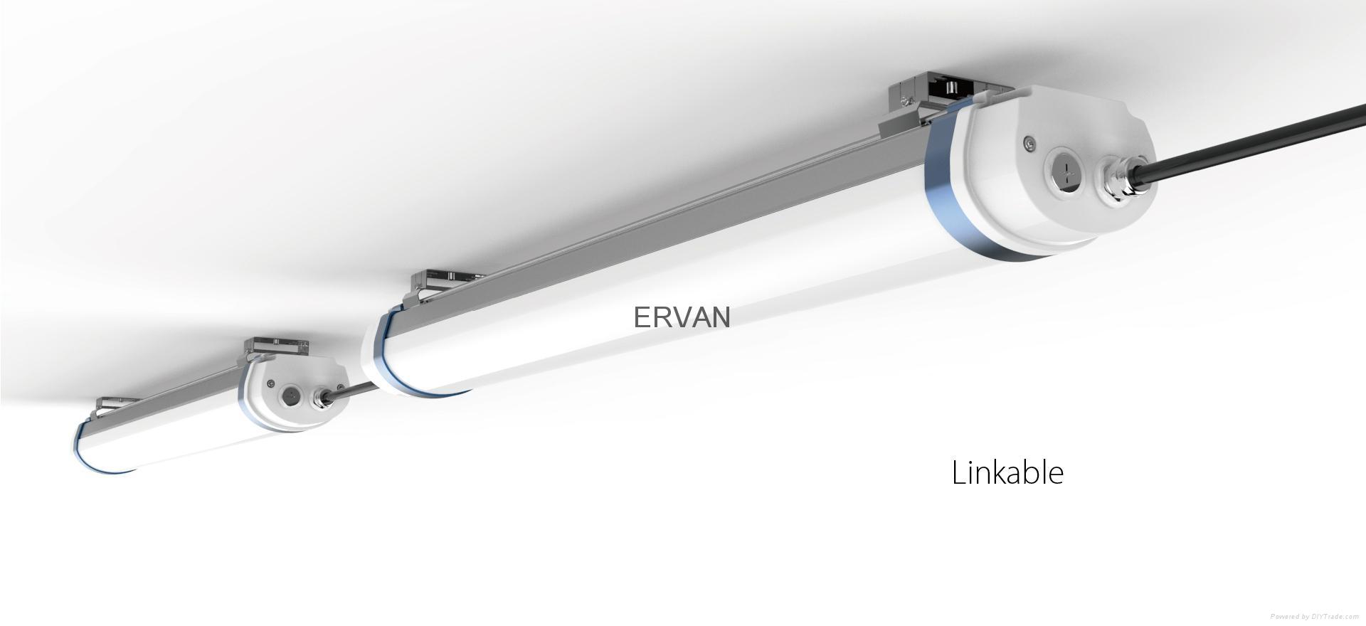 IP66 Moisture proof light fixture TUV listed high efficiency 10