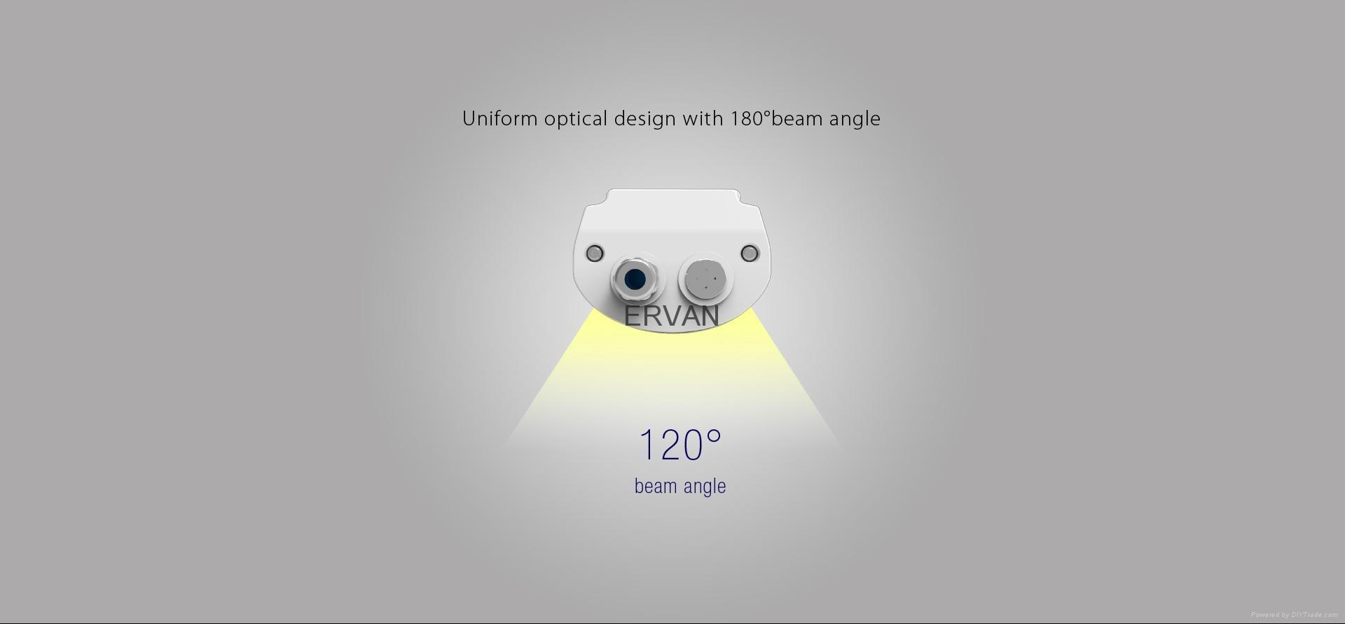 IP66 Moisture proof light fixture TUV listed high efficiency 11
