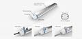 IP66 Moisture proof light fixture TUV listed high efficiency 13