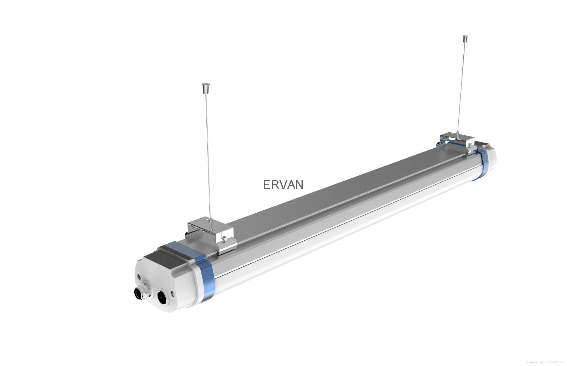 IP66 Moisture proof light fixture TUV listed high efficiency 16