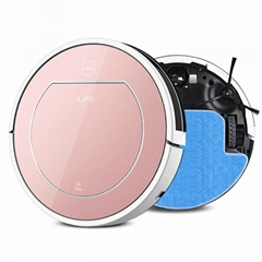ILife V7S 2 in 1 Wet Robot Vacuum Cleaner for Home Wet Dry Cleaner