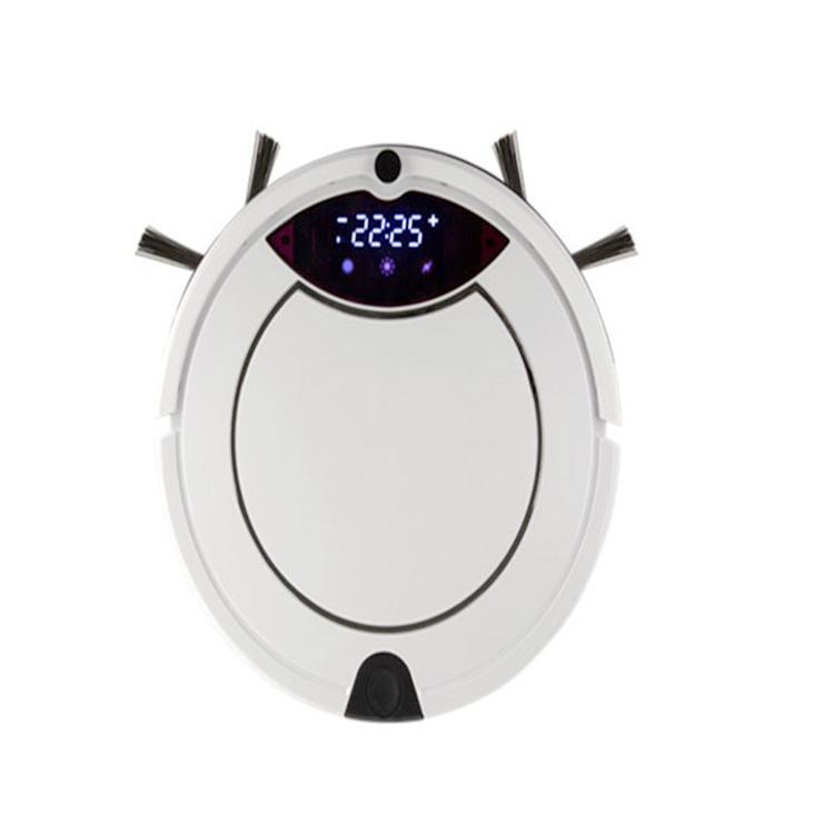 Rechargeable Smart  Automatic Robot Vacuum Cleaner  1