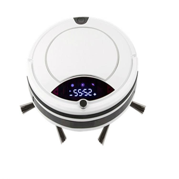 Rechargeable Smart  Automatic Robot Vacuum Cleaner  4