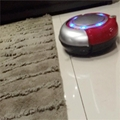 OEM Cheap Robotic Vacuum Cleaner with LED Light 5