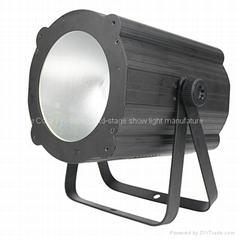 200w COB LED white or amber LED par can light