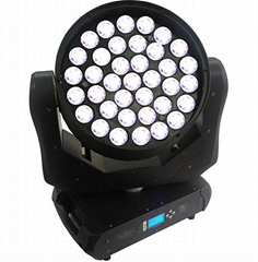 zoom function beam wash led moving head