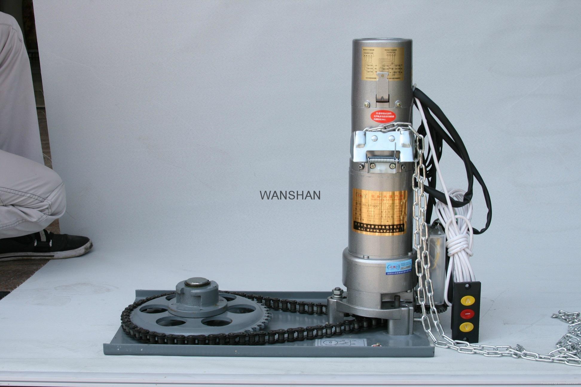 AC rolling shutter motor  1