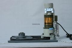 DC rolling shutter motor