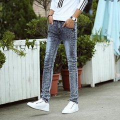 wholesale rock revival jeans made in China with high quality