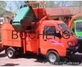 Electric Garbage Truck 2