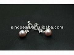 design of pearl earrings Latest Design Of Pearl Earrings