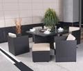 度帆陽台戶外沙發簡約現代客庭院廳臥室美式歐式藤沙發組合 3