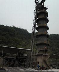 南菱工控系列環保石灰窯設備