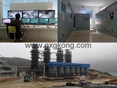 plc自動化控制系統(環保石灰窯)