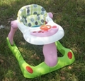Baby Walker with car music , toys and