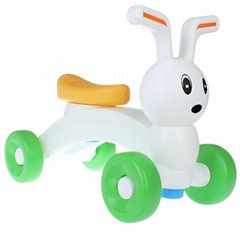 The rabbit scooter carriage