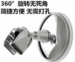 ABS強力吸盤花灑座  淋浴支架