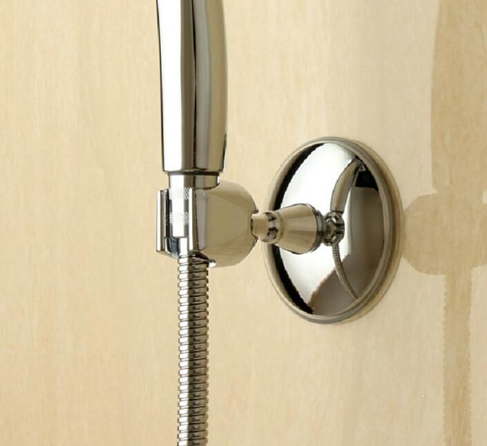 ABS强力吸盘花洒座  淋浴支架   2