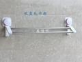 Sucker towel rack