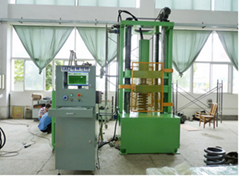 Servo Hydraulic Spring Setting Machine(Spring Pre-press machine)