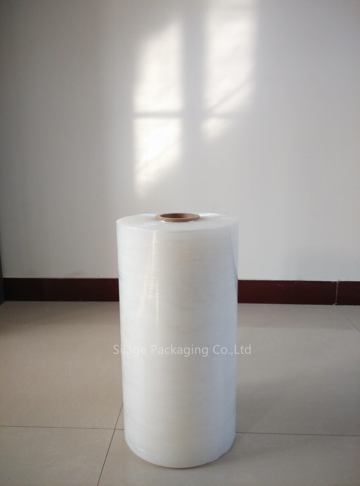 Blown LLDPE Pallet Wrapping Stretch Film 1