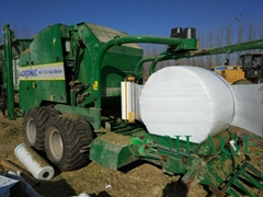 Blown 750mm LLDPE Agricultural Silage Wrap Film