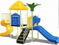 儿童滑梯 1