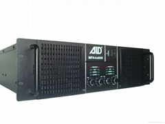 MPA4600 series amplifier