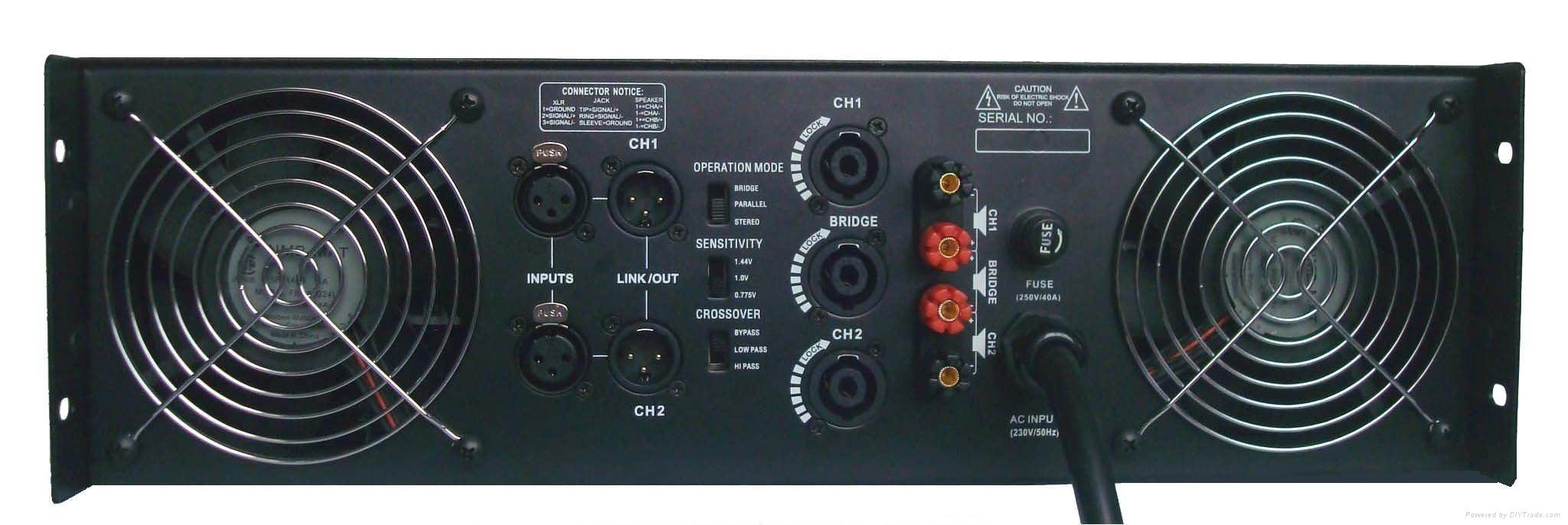 Hot sale! 1600W Amplifier 3