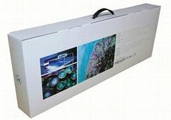 2015 design 140w Aquabeauty marine led fish aquarium