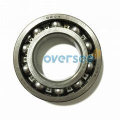 Aftermarket 93306-209U0-00 Ball Bearing Parts for Yamaha Outboard Engine 150-175