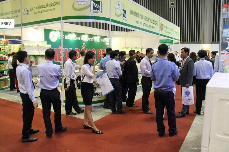 2016第十六届越南国际橡塑胶工业展览会 1