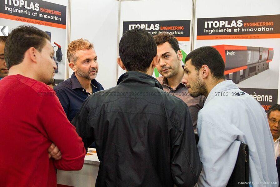 2016年第四届阿尔及利亚国际塑胶橡胶及合成材料博览会 1