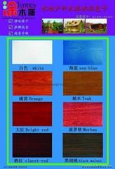供應廣東防腐木專用油漆