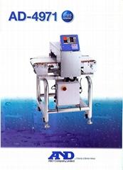 AD-4971脫氧劑檢測金屬探測機