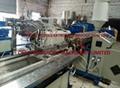 High quality plastic profile extrusion