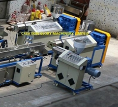 Advanced Technology PMMA rod plastic extruder machine