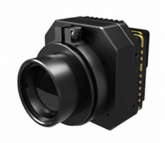 Plug Serial LWIR Thermal Camera Core Module