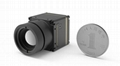 Coin Serial LWIR Infrared Thermal Camera Core Module