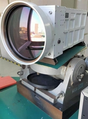 Ultra-long Range Reconnaissance Mid-wave Thermal Camera with 88-1050mm Optics