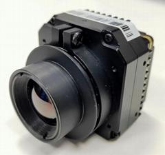 Uncooled 640*512 12μm LWIR Heat Camera Core