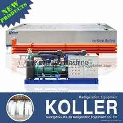 Koller Ice Machine 15 Tons Ice Block Machine