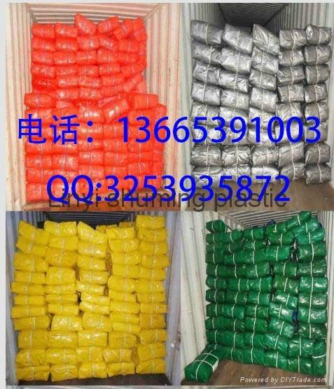 加厚塑料防雨布,雙面塗層 1